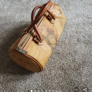 Alviero Martini Barrel Bag